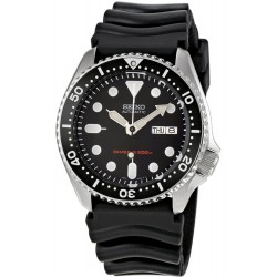 Seiko Automatic Diver SKX007K1 SKX007K SKX007 Rubber Band Watch