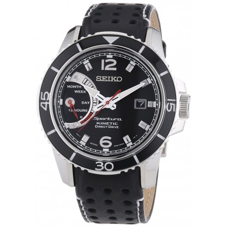 Seiko Sportura Kinetic Direct Drive SRG019P2